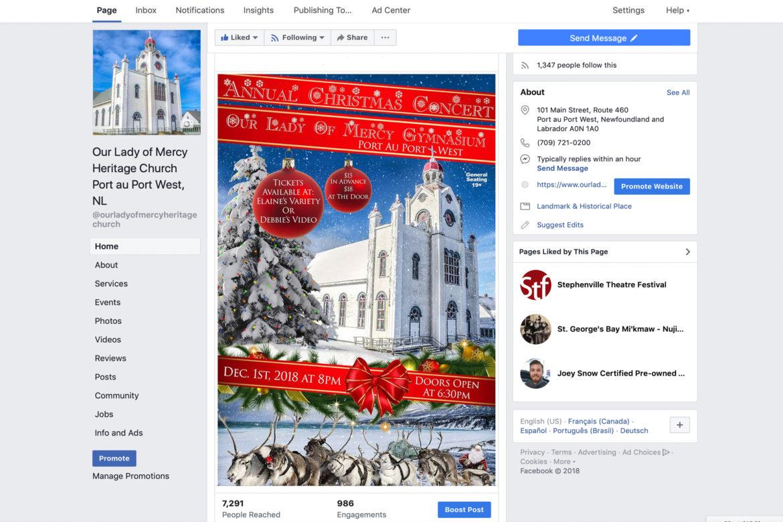 Social Media Design & Public Relations Campaign — Mad Lad Marketing Inc